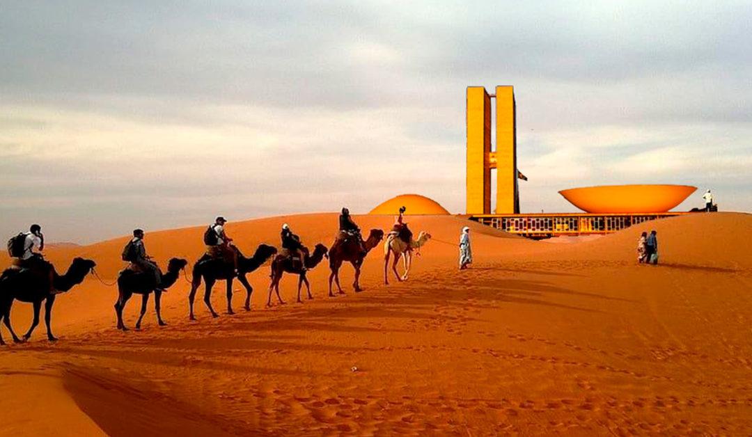 Dicas para sobreviver à seca em Brasília.